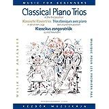 EMB (Editio Musica Budapest) CLASSICAL PIANO TRIOS FOR BEGINNERS - PIANO