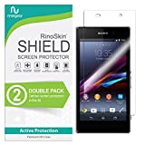 (2-Pack) RinoGear Sony Xperia Z1 Screen Protector