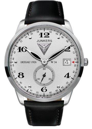 Junkers Men's Watches Dessau 1926 Flatline 6334-4 - 2