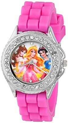 Disney Kids' PN1133 Princess Watch