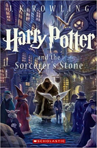 Harry Potter and the Sorcerers Stone: Amazon.es: Scholastic, Inc ...