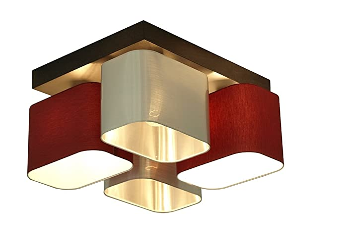 Plafoniere Da Soffitto : Wero design lampada da soffitto plafoniera merida mix