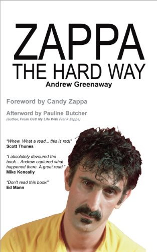 Zappa The Hard Way for sale  Delivered anywhere in USA
