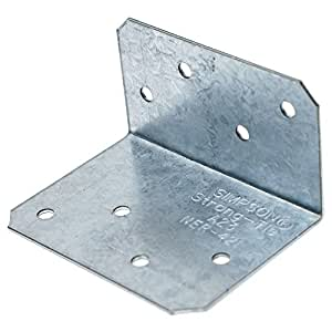 """Simpson Strong Tie A23 Galvanized 18-Gauge Angle, 2"""" x 1-1/2"""""""