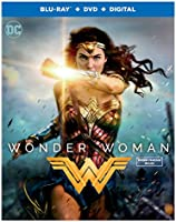 Wonder Woman (2-Disc) (Bilingual) [Blu-Ray + DVD + Digital HD]