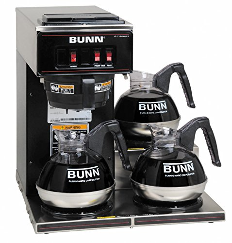 The 8 best commercial coffee maker with 3 warmers