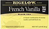 Bigelow French Vanilla Tea, 20-Count Boxes (Pack of 6)