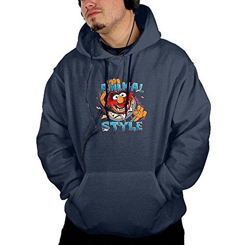 (Muppets Animal Men's Pullover)