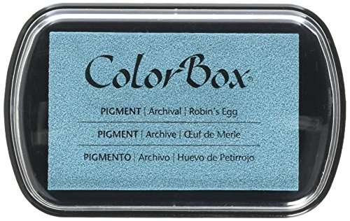 Clearsnap ColorBox Pigment Ink Pad Robin's Egg