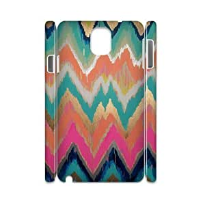 Chevron Stripes Personalized 3D Cover Case for Samsung Galaxy Note 3 N9000,customized phone case ygtg624951