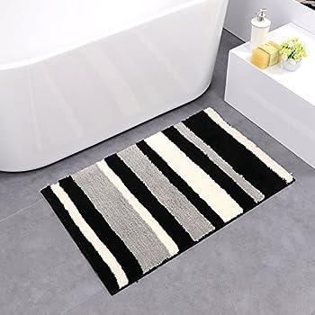 Amazon Com Lochas Super Soft Modern Concisen No Slip Bath