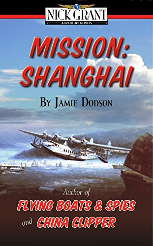 book cover of Mission: Shanghai