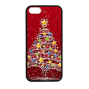 [Accessory] iPhone 5c Case, [christmas] iPhone 5c Case Custom Durable Case Cover for iPhone5c TPU case (Laser Technology)