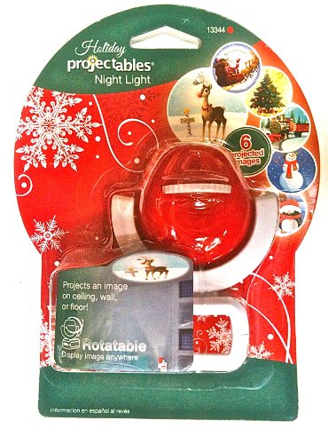Image Projectable Christmas Night Light Projectables 13344 product image
