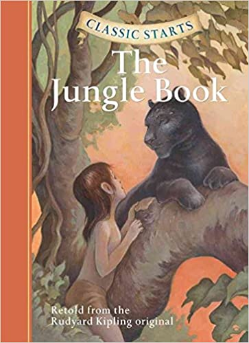 Book [(The Jungle Book: Retold from the Rudyard Kipling Original )] [Author: Rudyard Kipling] [Mar-2008]