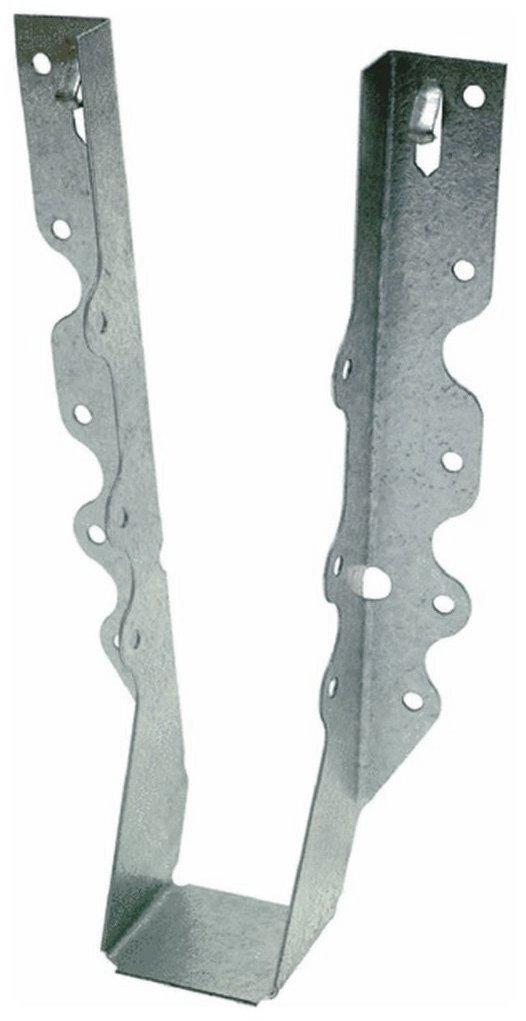 Simpson Strong Tie LU26 20-Gauge 2x6 Face Mount Joist Hanger 100-per Box