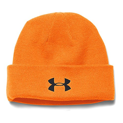 Medium Dry Sherry (Under Armour Men's Tactical Stealth Beanie, Blaze Orange (826), One Size)