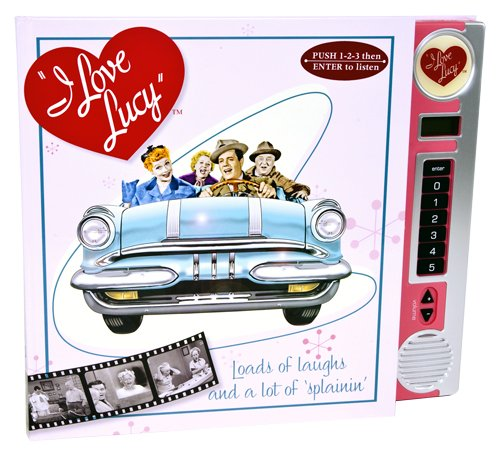 Used, I Love Lucy (Sound Book) for sale  Delivered anywhere in USA
