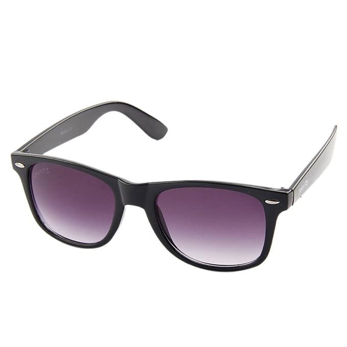 df48083df762 Funky Boys UV Protected Wayfarer Boy's Sunglasses - (SOC-FB-1012-C1|60|Grey  Color Lens): Amazon.in: Clothing & Accessories