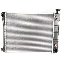 Make Auto Parts Manufacturing - C/K SERIES P/U 88-93 RADIATOR, 6cyl, w/o EOC - GM3010250