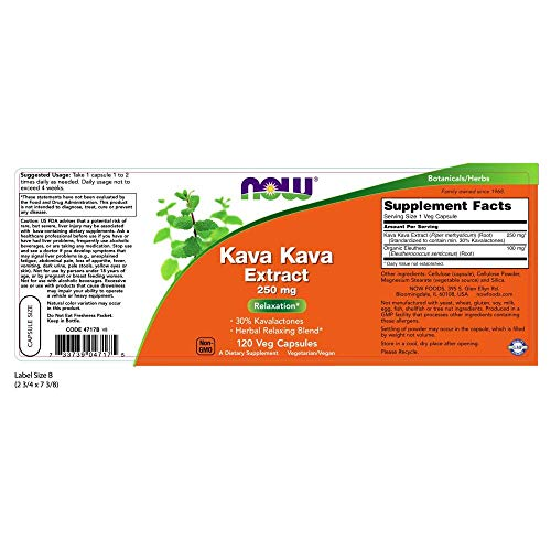 Kava Kava > Herbal Supplements > Vitamins And Dietary