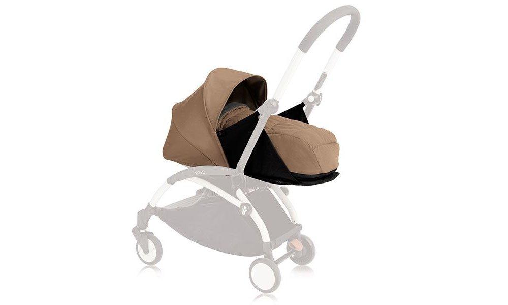Babyzen - Pack recién nacido yoyo+ taupe marrón