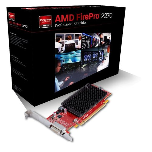 (FirePro 2270 Graphic Card - 512 MB GDDR3 SDRAM - PCI Express 2.1 x16 - Low-profile )