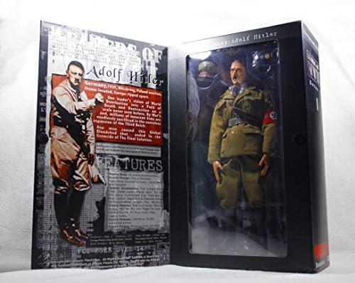 Drastic Plastic - Serie 1 de Líderes de la II Guerra Mundial, Figura de Adolf Hitler: Amazon.es: Juguetes y juegos