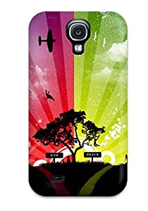 carlos d archuleta's Shop Best 1143857K42486619 Fashion Protective War And Peace Case Cover For Galaxy S4
