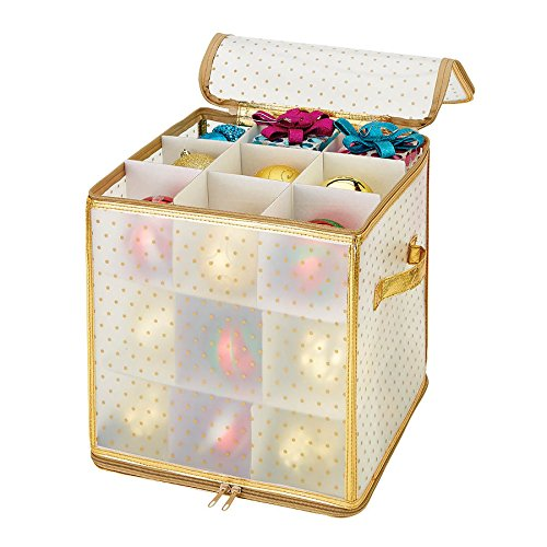 Simplify 27 Count Ornament Storage Ornamnets