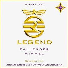 Fallender Himmel (Legend 1) Hörbuch von Marie Lu Gesprochen von: Julian Greis, Patrycia Ziolkowska