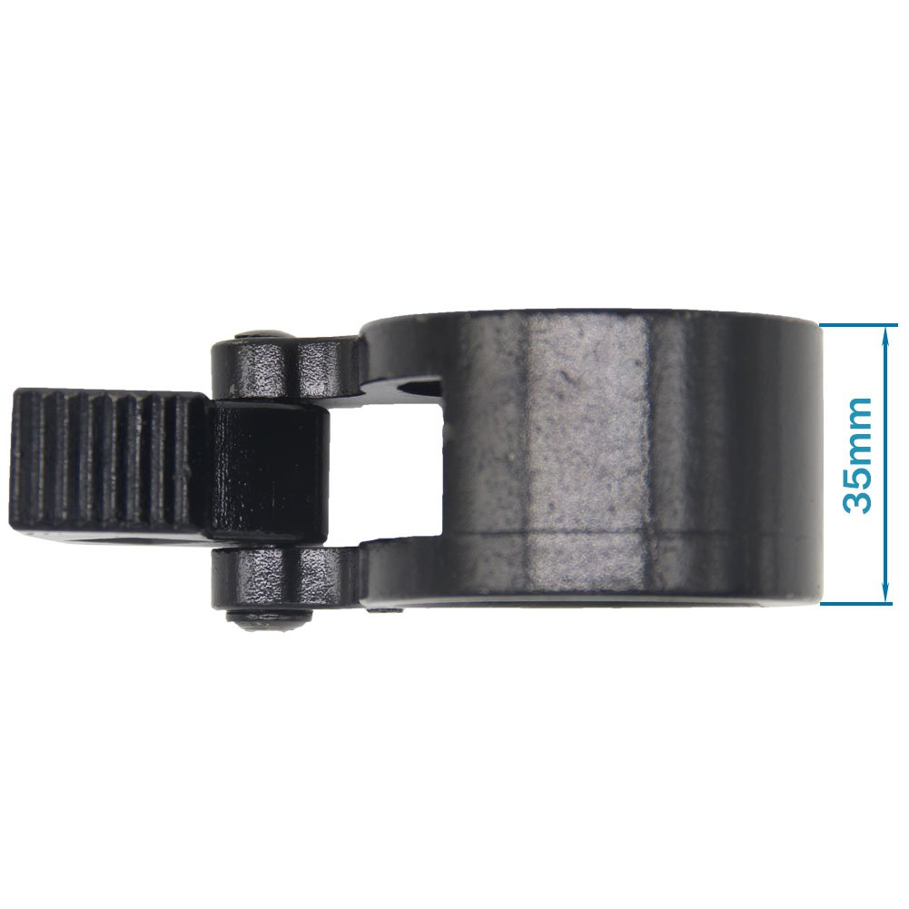 SWNKDG Demonte Rotule Axiale Universel de biellette de cl/é Outil de d/émontage 33-42mm avec 1//2  carr/é dentra/înement Outil de garage Camion de voiture de queue Extracteur de Rotule