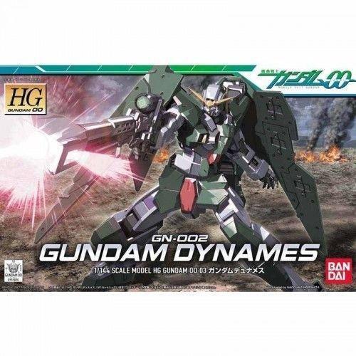 Bandai Hobby #3 Gundam Dynames HG, Bandai Double Zero Action Figure