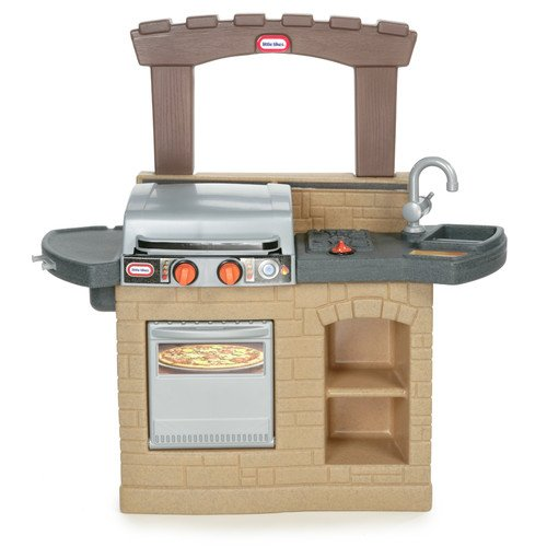 Little Tikes Cook 'n Play Outdoor BBQ™ Kitchen Set - home