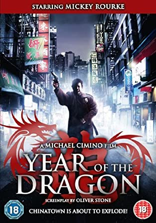 293cb9fac3512 Year Of The Dragon [DVD]: Amazon.co.uk: Mickey Rourke, John Lone ...