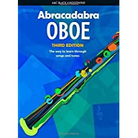Abracadabra Woodwind – Abracadabra Oboe (Pupil's book): The way to learn through songs and tunes