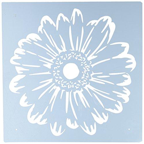 Large Flower Stencils : Large flower stencils for walls amazon
