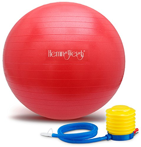 HemingWeigh Exercise Anti Burst Fitness Stability