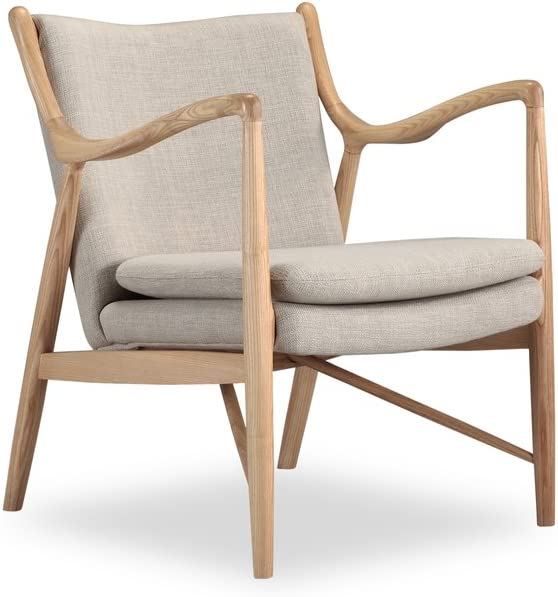 Copenhagen 45 Mid-Century Modern Arm Chair by Kardiel from Amazon.com| Designer Finds: Bringing Natural Elements Into Your Home | Jade and Sage Interior Design | eDesign Tribe Blogs