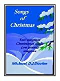 Songs of Christmas, Michael Davies, 1896565247