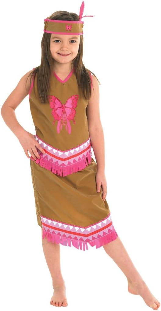 Rubies 883616L - Disfraz de indio: Amazon.es: Juguetes y juegos