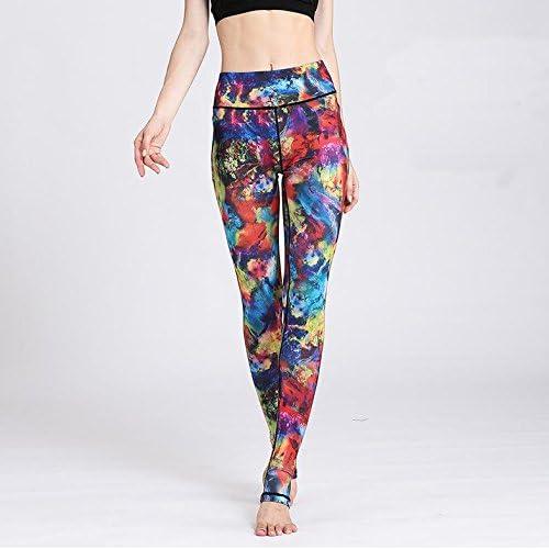 Erica Femmes Sports Gym Pied Yoga Pantalon Entraînement Mid Taille Courir Pantalon Fitness Élastique Leggings