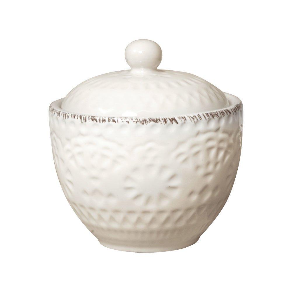 Pfaltzgraff Chateau Cream Sugar Bowl with Lid