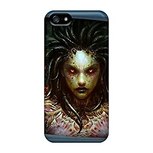 New Style 5/5s Protective Cases Covers/ Iphone Cases - Starcraft Kerrigan
