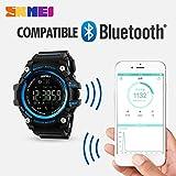 FANMIS Men Multifunction Smart Watch Pedometer