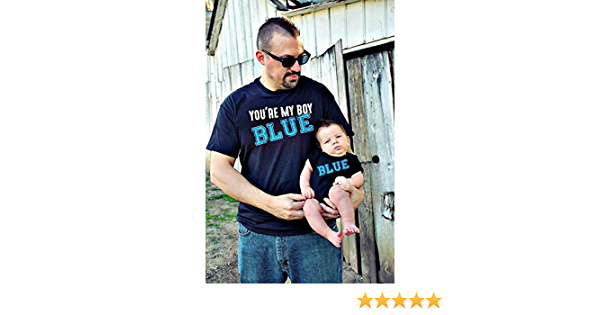 Youre my Boy Blue /™ father and son shirts Old School Father Son combo mommy and me shirt child tshirt daddy new dad boy baby present