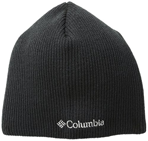 Hat Columbia Wool - Columbia Men's Whirlibird Watch Cap Beanie, Black/White, One Size