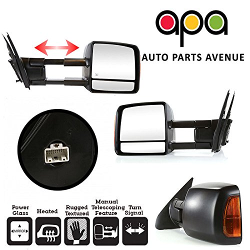 towing mirrors toyota - 8
