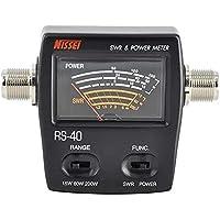 Medidor de Ondas estacionarias y vatímetro NISSEI RS-40