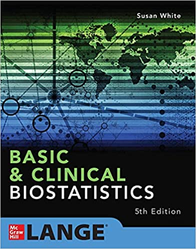 Basic & Clinical Biostatistics: Fifth Edition - Original PDF